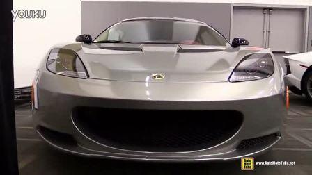 车展实拍 2015 Lotus Evora S