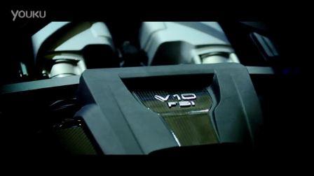 海外试驾 全新奥迪R8 V10 Plus浑然天成