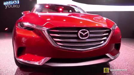 2015广州车展预热 马自达越KOERU新车视频