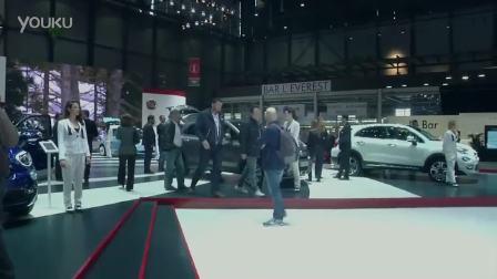2015年菲亚特 Fiat 海外车展展台新车