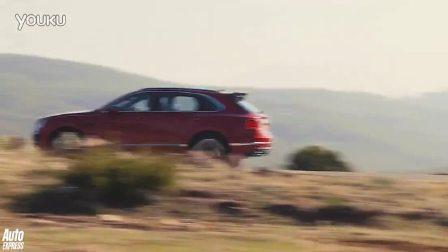 豪华SUV的新领袖 全新宾利添越海外试驾