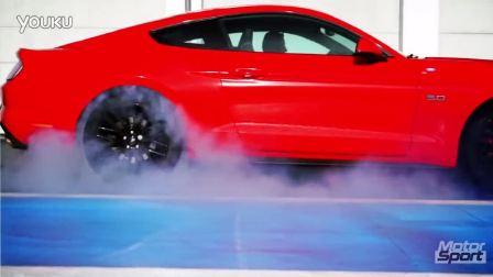 福特野马GT 5.0海外加速实测