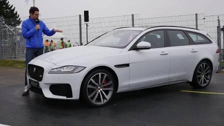2017广州车展预热 捷豹XF Sportbrake