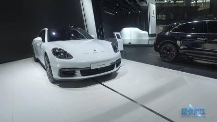 2017广州车展 保时捷911 e-hybrid