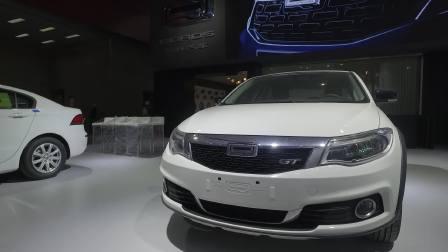 2017广州车展 观致3 GT