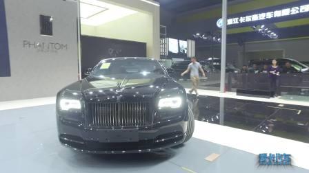 2017广州车展 劳斯莱斯魅影