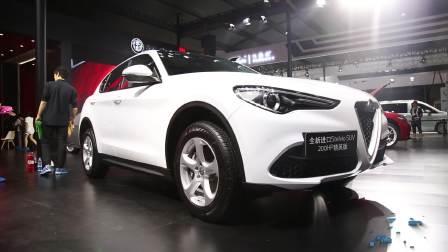 2017广州车展 阿尔法・罗密欧Stelvio 200HP