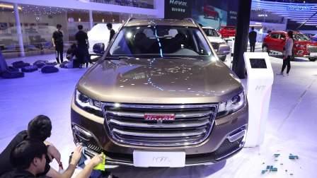 2017广州车展 哈弗H7L全面展示