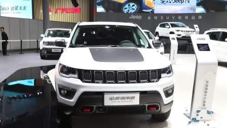2017广州车展 Jeep指南者很霸气
