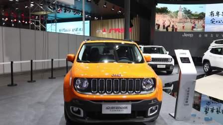 2017广州车展 Jeep自由侠