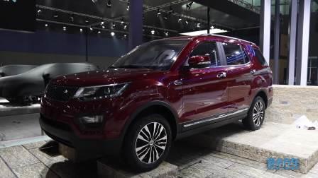 2017广州车展 长安CX70强势来袭