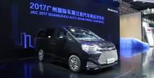 2017广州车展 瑞风M6