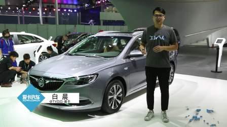 2017广州车展 上汽通用别克阅朗