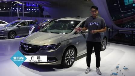 2017广州车展 上汽通用别克GL6