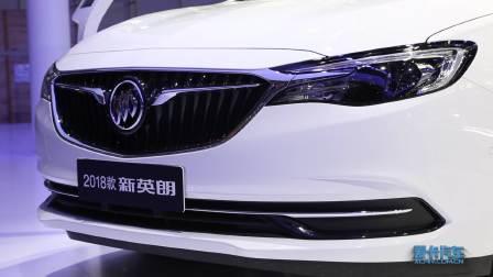 2017广州车展 上汽通用别克2018款新英朗