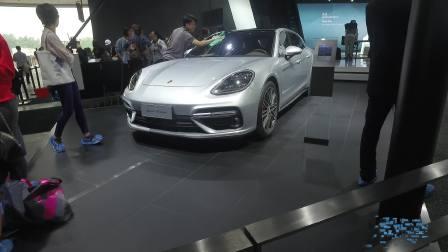 2017广州车展 保时捷Panamera sport turismo