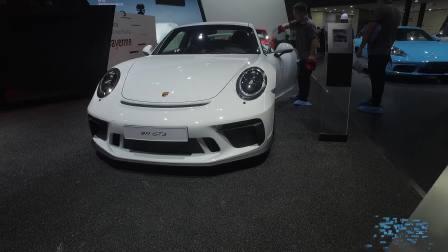 2017广州车展 保时捷911 GT3
