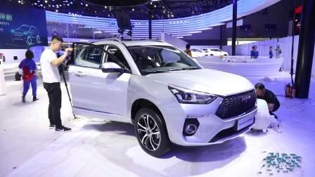 2017广州车展 哈弗H6 Coupe