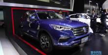2017广州车展 汉腾X7 PHEV全新动力模式