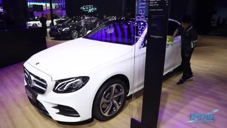 2017广州车展 奔驰 E300L Style Sport Sedan