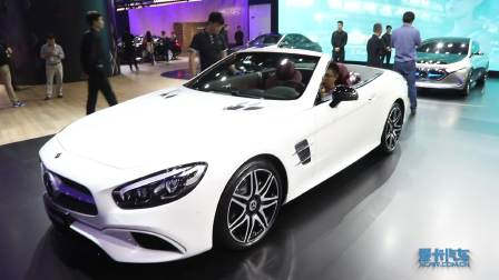 2017广州车展 奔驰 SL400 Passion Edition