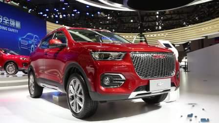 2017广州车展 哈弗H2s闪亮登场