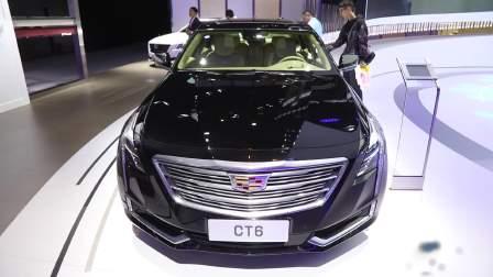2017广州车展 凯迪拉克 CT6精彩呈现