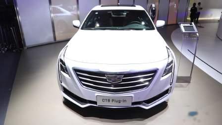 2017广州车展 凯迪拉克 CT6 Plug-in