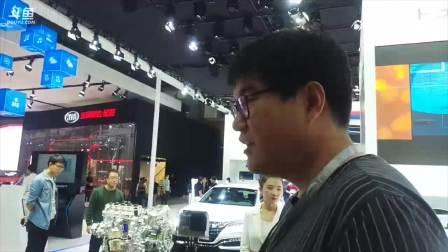 2017广州车展  本田雅阁混动