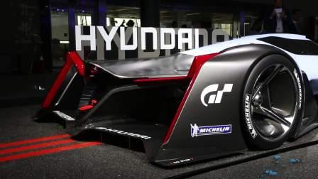 2017广州车展 现代 N 2025 Vision Gran Turismo