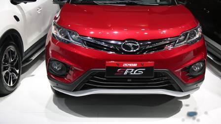 2017广州车展 东南汽车2018款DX3 SRG