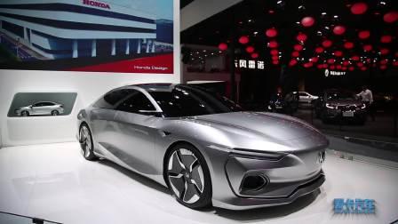 2017广州车展 Honda Design C001概念车
