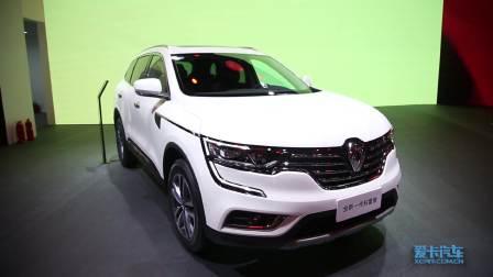 2017广州车展 全新一代科雷傲