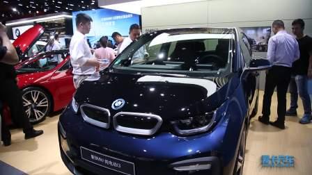 2017广州车展 新BMW 纯电动i3