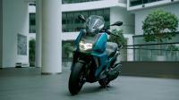 全新宝马C400X 打造不一样的轻便摩托车