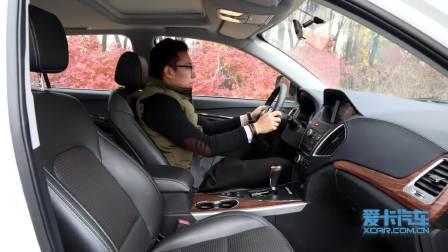 【全车功能展示】 力帆X80 乘坐体验展示
