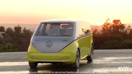 2017洛杉矶车展 大众全系车型亮相车展