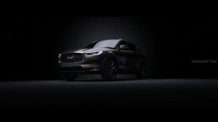 2017洛杉矶车展 英菲尼迪QX50官方宣传片