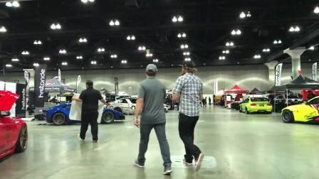 2017洛杉矶车展 改装车酷炫