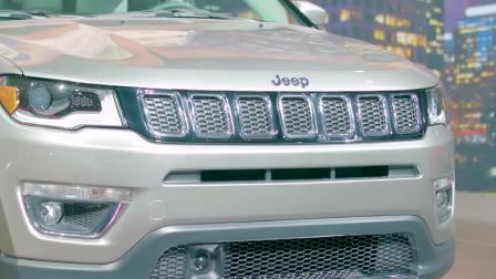 2017洛杉矶车展 Jeep