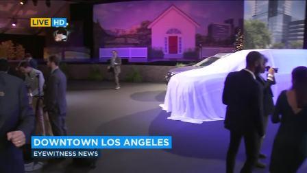 2017洛杉矶车展 汇聚众多豪华品牌