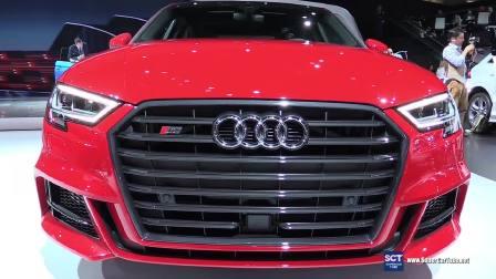 2017洛杉矶车展 奥迪 S3 Quattro