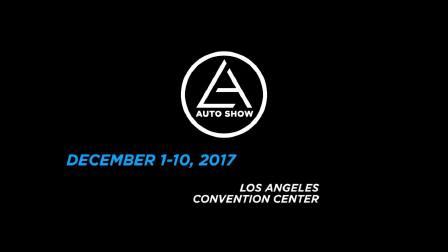 2017洛杉矶车展 保时捷展台