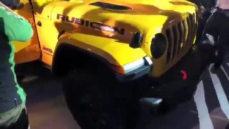 2017洛杉矶车展 Jeep全新牧马人全方位体验