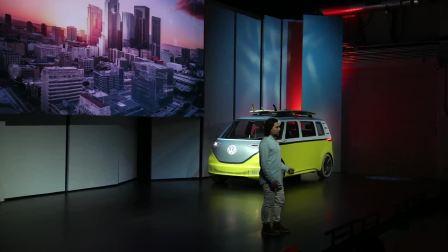 2017洛杉矶车展 大众展台精彩秀