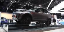 2017洛杉矶车展 路虎发现SV-X