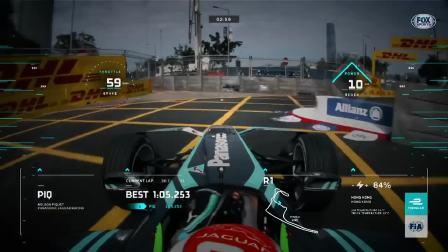 松下捷豹赛车E-Prix 香港站比赛亮点