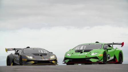伊莫拉赛道试驾Lamborghini Huracan ST EVO
