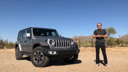 美国试驾全新一代Jeep牧马人