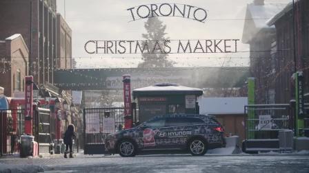 现代始终在你身边 多伦多圣诞市场